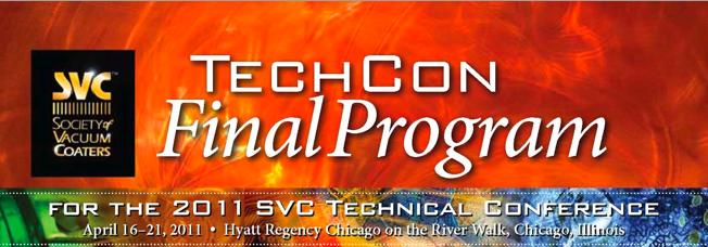 2011 Final Program Banner