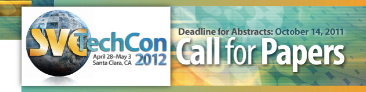 Preliminary 2012 Call for Papers