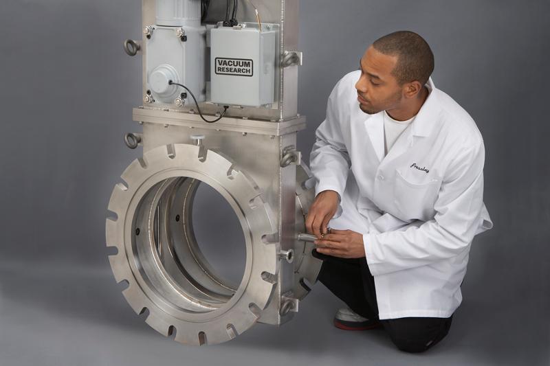 Vacuum Research Corp Valves