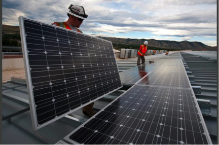 Solar Panels NREL