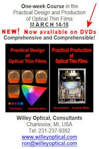 Willey Optical, Consultants