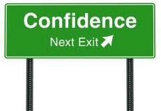 Confidence next exit