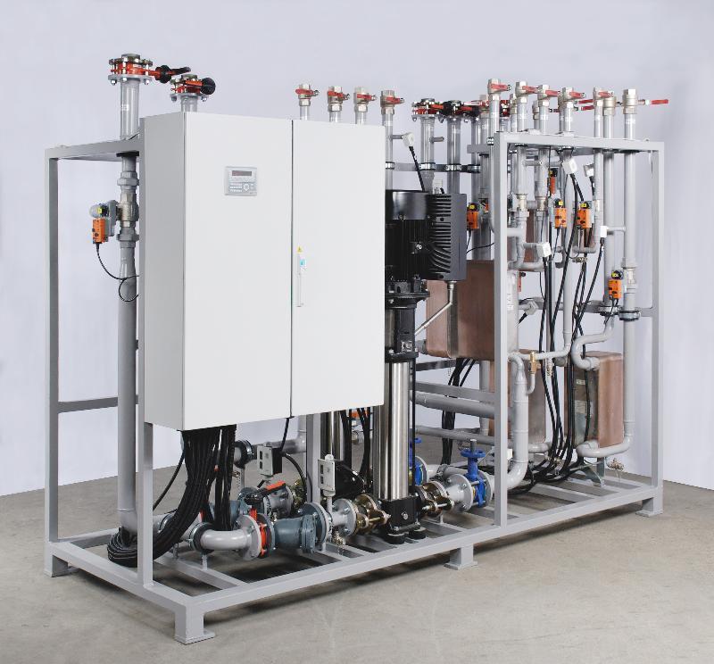 Konvekta - Pumping Package