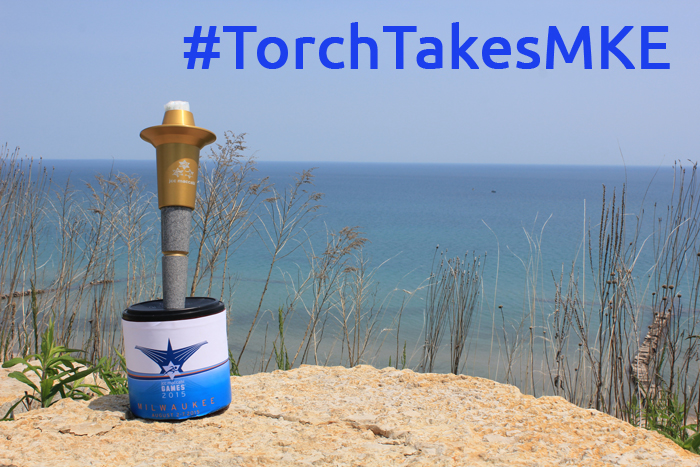 Torch Takes Milwaukee