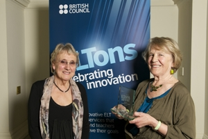 ELTons winner LTA Award