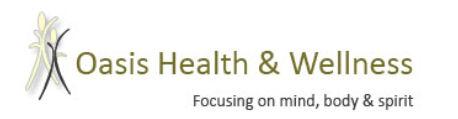 Oasis Healthy Logo