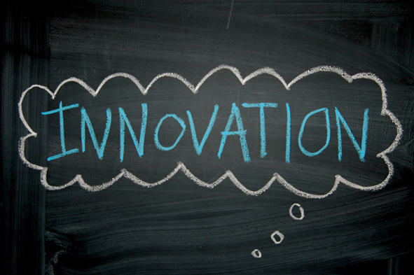 Innovation Chalkboard