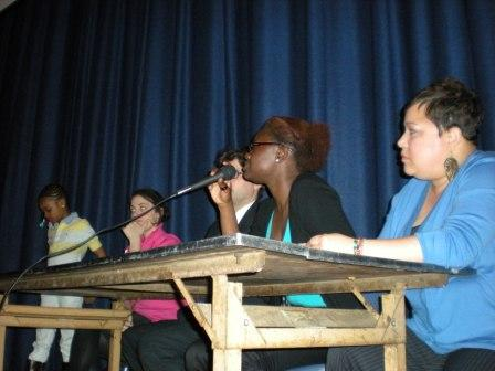 2nd Annual Harlem Link Spelling Bee Judges
