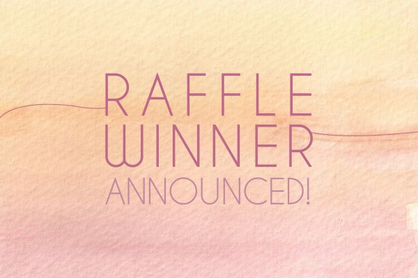 Raffle winner