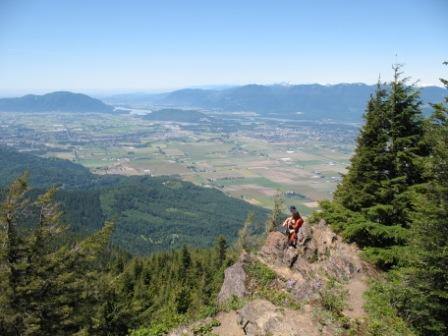 Elk Mountain, Chilliwack, credit Vancouver Trails
