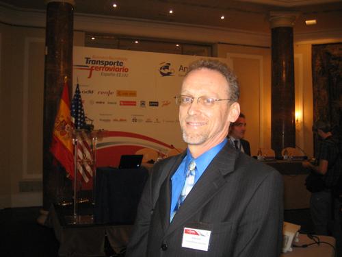 USHSR President Andy Kunz
