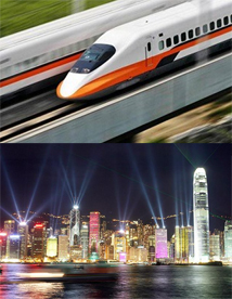 High speed rail encourages tourism