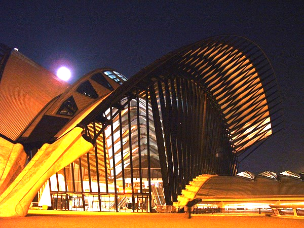 Transit Oriented Development & Station Architecture