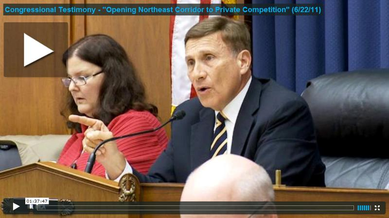 USHSR Testifies at Congressional Hearing
