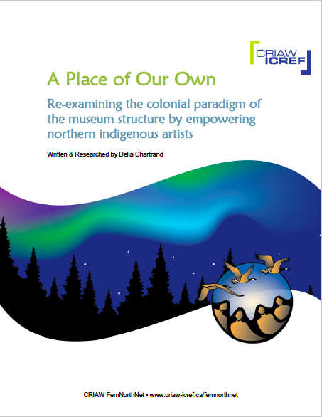 Cover of _A Place of Our Own_ report