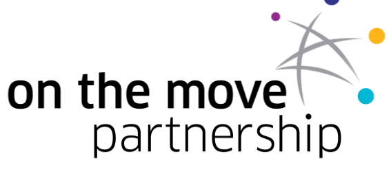 On the Move Partnership logo