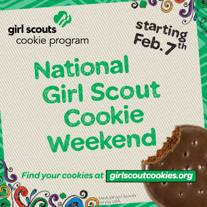enews from girl scouts of eastern pennsylvania
