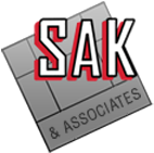 SAK Construction Logo