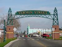 vernon street gateway