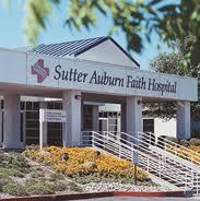 Sutter Auburn Faith