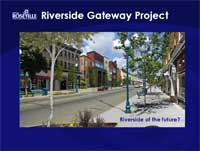 Riverside Avenue Redevelopment Proj.