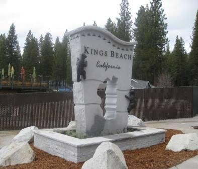 Kings Beach Monument
