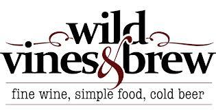 Wild Vines & Brew Logo
