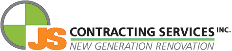 JS Contracting Logo
