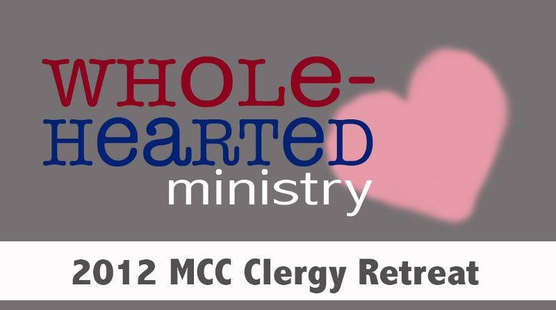 Clergy Retreat 2012