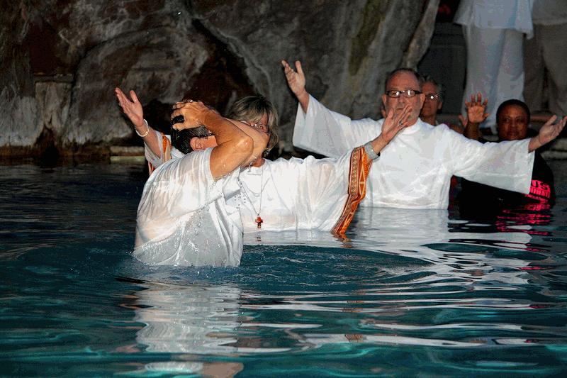Baptism - Large