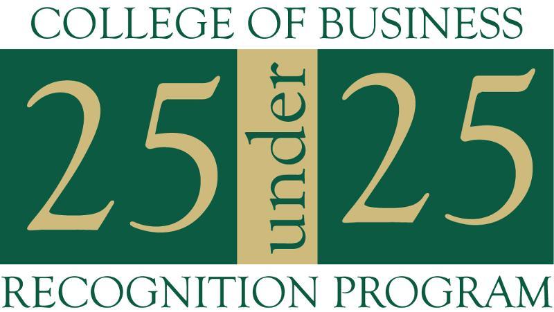 25 Under 25 Logo