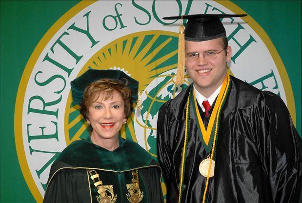 Ryan Kania Graduation