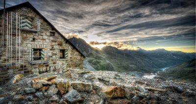 Moiry Hut
