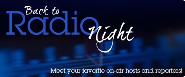 Back to Radio Night KJZZ KBAQ