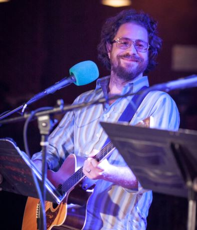 House Musician Jonathan Coulton_Photo Compliments of Steve McFarland