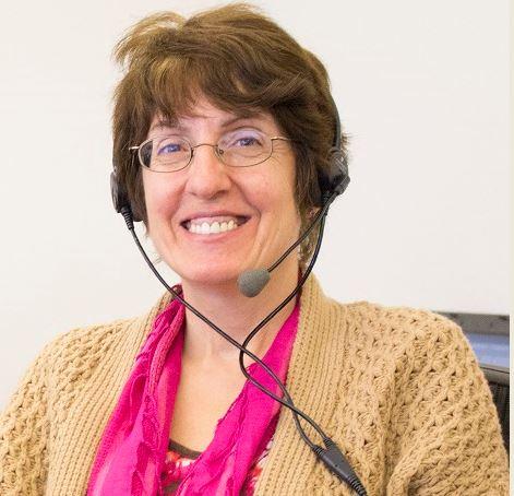 KJZZ Volunteer - Nancy Garabedian
