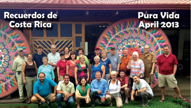 Costa Rica Participants