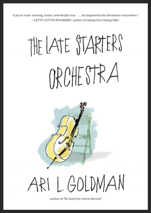 Book Cover The Late Starters Orchestra