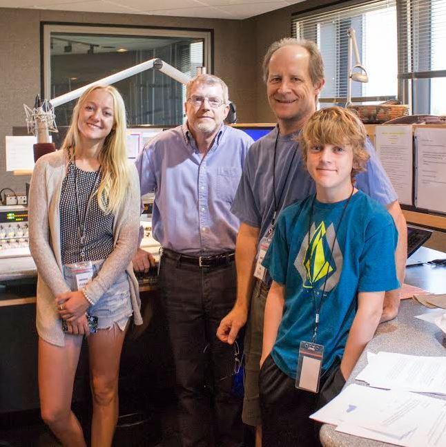 Gordon Toncheff and Family (KJZZ Sustaining Member)