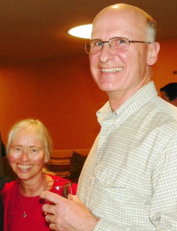 Linda and Bob Graznow