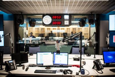 Weekend Edition Studio