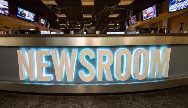 KJZZ Newsroom