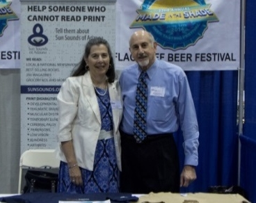 Morrie Hesch and Joanie Jacobs