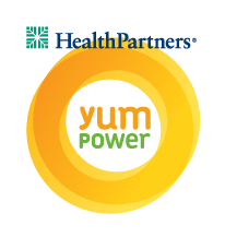 HealthPartners yumPower logo
