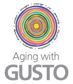 Aging with Gusto logo