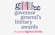 Governor General_s literary awards