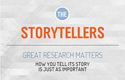 Storytellers logo