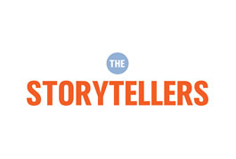 the storytellers logo