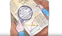 investigating newspaper