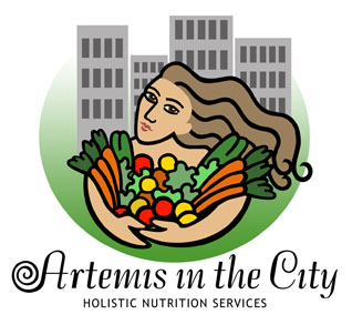 Artemis in the City Logo